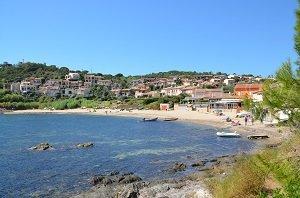 Spiaggia di la Bonne Terrasse