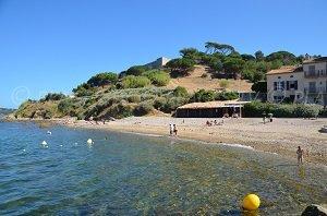Spiaggia della Fontanette