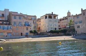 Plage de la Ponche - Saint-Tropez