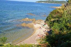Criques des Graniers - Saint-Tropez