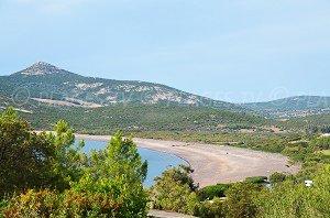 Spiaggia dell'Argentella - Crovani