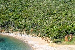 Spiaggia di Gratelle - Osani