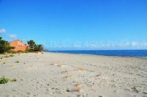 Spiaggia di Les Marines di Fiumaltu