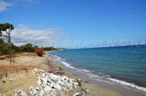 Spiaggia Vanga di l'Oru