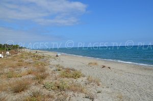 Chiosura Beach - Linguizzetta