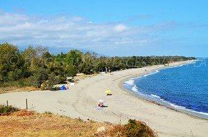 Spiaggia del Ranch