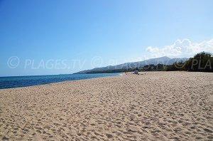Spiaggia di Chiola