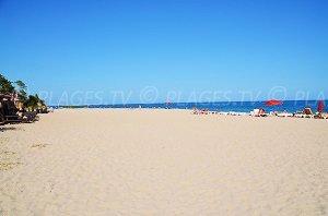Spiaggia di Scaffa Rossa