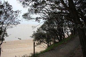 Bonne Anse Beach - Saint-Nazaire