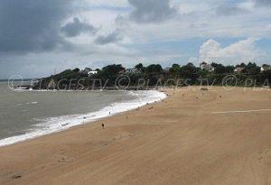 Courance Beach - Saint-Nazaire