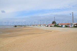 Plage du Port Ostréicole - Andernos-les-Bains