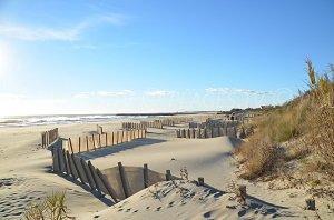 Plus belles plages saintes maries de la mer bouches du - Office de tourisme ste marie de la mer ...