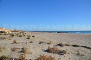 Spiaggia della Rive Est