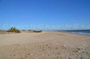 Aresquiers Beach  - Frontignan