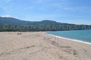 Spiaggia di Stagnone - Spiaggia di Liscia