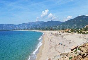 Spiaggia di Liamone - Casaglione