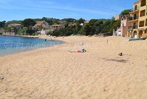 Spiaggia di Tiuccia