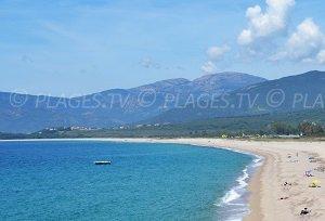 San Giuseppe Beach - Sagone