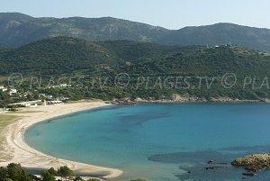 Chiuni Beach - Cargèse