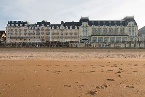 Plage Centrale - Cabourg