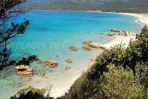 Spiaggia di Cupabia