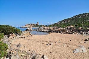 Spiaggia di Canusellu