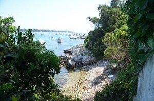 St Michel Cove - Iles de Lérins - St Honorat