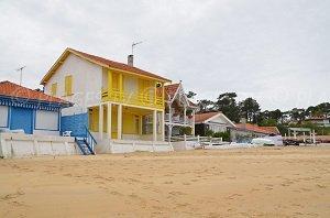 Spiaggia di L'Herbe - Lège-Cap-Ferret