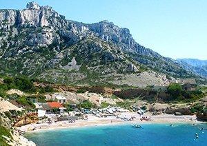 Calanque di Marseilleveyre