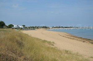 Boirie Beach  - Saint-Denis-d'Oléron