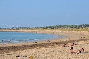 Spiaggia Les Sables Vignier
