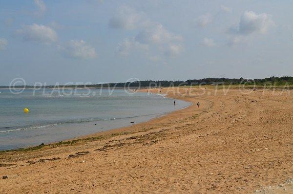 Spiaggia del Douhet