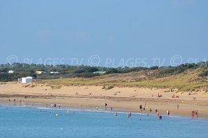 Spiaggia Les Bonnes