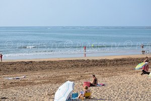 Grande spiaggia di Domino