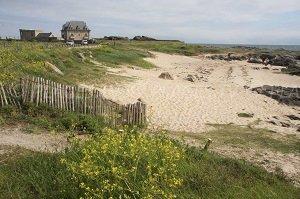 Spiaggia di Fort Hikéric