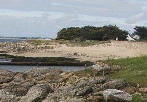 Spiaggia Port aux Rocs