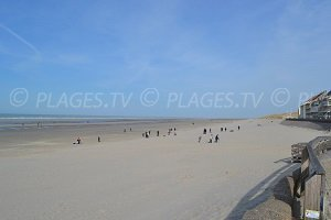 Fort Mahon Beach - Fort-Mahon-Plage