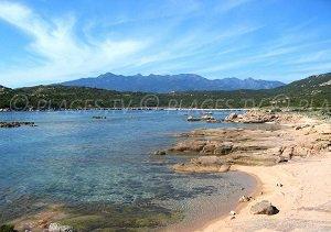 Spiaggia di Saparelli