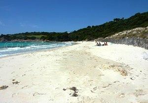 Spiaggia di Grand Sperone