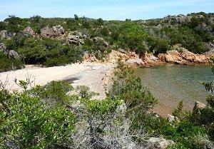 Spiaggia di Marescu