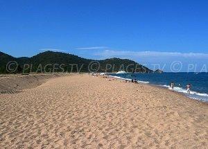 Spiaggia dell'Ovu Santu