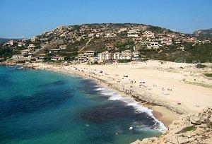 Spiaggia di Tizzano - Cala Avena