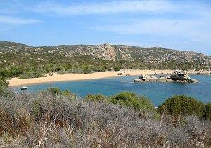 Spiaggia di Tivella - Sartène