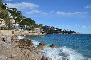 Pissarelles Beach - Cap-d'Ail