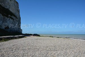 West Beach - Saint-Valery-en-Caux