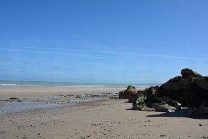 Vasterival Beach - Sainte-Marguerite-sur-Mer
