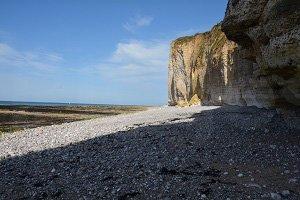Valleuse d'Etigue Beach - Vattetot-sur-Mer