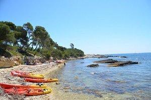 Four Cove - Iles de Lérins - Ste Marguerite