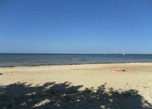 Spiaggia Ispe Lago di Biscarrosse