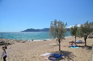 Gare de Marchandise Beach - Cannes-la-Bocca